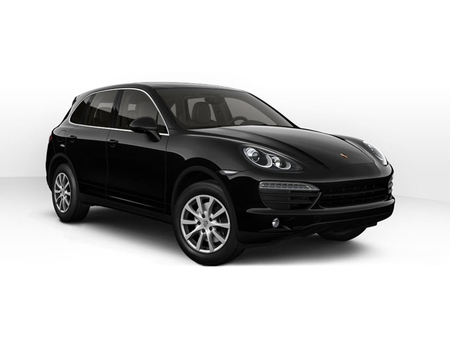 Porsche Cayenne - an exclusive SUV car rental in Dubrovnik Croatia