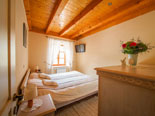 Bedroom in the luxury Konavle villa