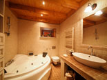 Bathroom in the luxury Konavle villa