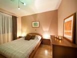 Second bedroom in the first floor apartment in Ciovo luxury villa