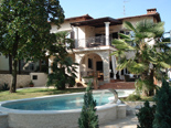 Exclusive seafront villa with swimming pool in Umag Istria