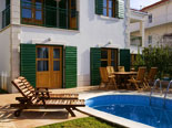 Villa with pool in Hvar town in Dalmatia - Croatia