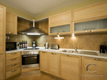 Kitchen in holiday rental villa with pool in Hvar - Dalmatia - Croatia