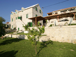 Old Dalmatian stone villa in Sumartin on Island of Brač Croatia