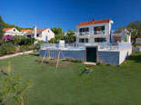 Dalmatian Stone House Holiday Villa in Sumartin on Brač Island