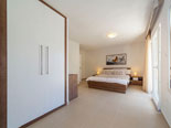 Bedroom in Brač holiday villa for rent in Povlja