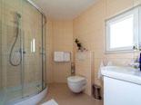 Bathroom in Brač holiday villa for rent in Povlja
