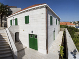Dalmatian holiday villa for rent in Sumartin on Brac in Split region