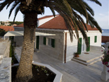 Dalmatian holiday villa for rent in Sumartin on Brac in Split region in Croatia