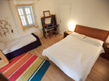 Downstairs double room with exterior entrance in Hvar holiday house