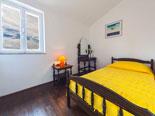 Bedroom in villa in Baska voda on Makarska riviera