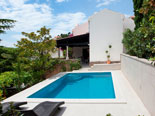 Pool in villa in Baska voda