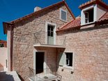 Old traditional stone house for rent in old town Omiš in Dalmatia
