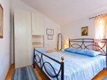 Another double bedroom in Sutivan holiday villa