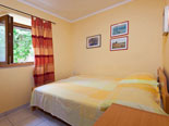 Another double bedroom in Sutivan holiday villa