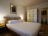 First bedroom in 4 bedroom Croatian villa with pool for rent in Hvar Dalmatia Croatia