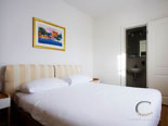 Second bedroom in 4 bedroom Croatian villa with pool for