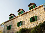 Traditional stone holiday house for rent in Dubrovnik in Croatia