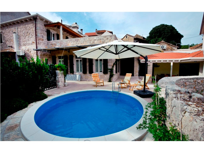 Hvar Villas Stone Holiday Villa With Pool On Hvar Island