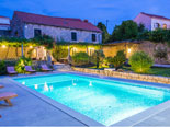 Holiday villa in Dubrovnik with pool and garden