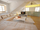 1 bedroom apartment, 103 m2, Attic