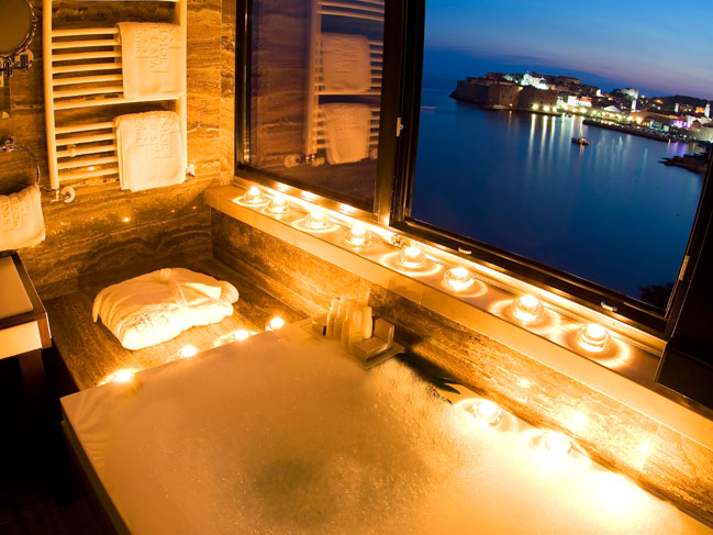 Luxury and exclusive croatia hotels hotel excelsior for Exclusive luxury accommodation