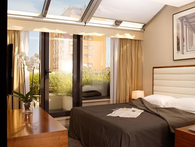 Hotel atrium split luxury exclusive five stars croatian for Exclusive luxury hotels