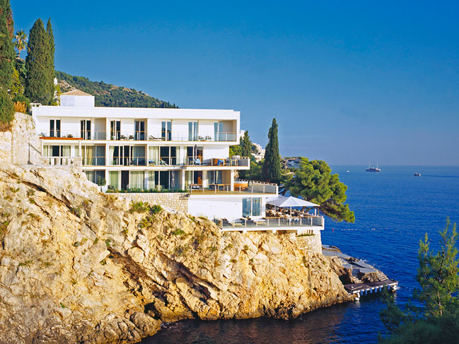 Luxury exclusive croatia hotels luxury hotel villa for Exclusive luxury accommodation