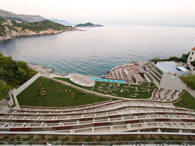 Rixos libertas dubrovnik luxury amp exclusive five stars croatia