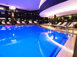 Indoor pool in five stars Hotel Croatia in Cavtat - Dubrovnik