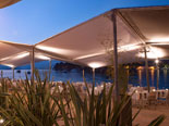 Restaurant terrace in five stars Hotel Croatia in Cavtat - Dubrovnik