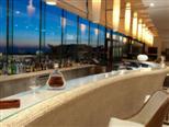 Abakus bar in five star hotel Excelsior in Dubrovnik