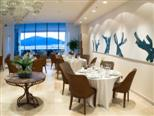 Restaurant Sensus in five star hotel Excelsior in Dubrovnik
