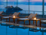 Indoor pool and spa in the five stars Hotel Dubrovnik Palace