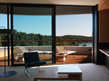 Bay suite at the five stars and design hotel Lone in Rovinj Istria Croatia