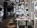 Restaurant at the five stars and design hotel Lone in Rovinj Istria Croatia
