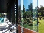 Indoor pool at the five stars and design hotel Lone in Rovinj Istria Croatia