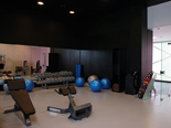 Fitness centre at the five stars and design hotel Lone in Rovinj Istria Croatia