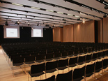Conference center at the five stars and design hotel Lone in Rovinj Istria Croatia