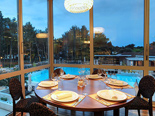 Restaurant at Hotel Meliá Coral Adults Only in Umag Istria