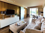 Living room in Presidential suite at Hotel Meliá Coral Adults Only in Umag Istria