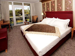 Premium room at Hotel Meliá Coral Adults Only in Umag Istria