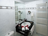 Bathroom in Premium room at Hotel Meliá Coral Adults Only in Umag Istria
