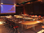 Conference area at Hotel Meliá Coral Adults Only in Umag Istria