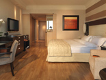 Premium room at the five stars Kempinski Hotel Adriatic Istria Croatia