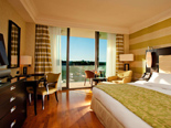 Superior room at the five stars Kempinski Hotel Adriatic Istria Croatia