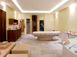 Mediterranean couples suite at SPA in the five stars Kempinski Hotel Adriatic Istria Croatia