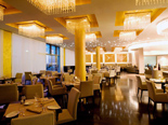 Restaurant Dijana at the five stars Kempinski Hotel Adriatic Istria Croatia