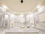 Hamam at SPA in the five stars Kempinski Hotel Adriatic Istria Croatia