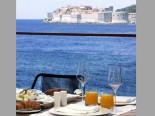 Restaurant Pjerin view in luxury Hotel Villa Dubrovnik
